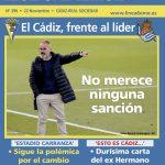 ¡ESE CÁDIZ…OÉ! NÚM. 390 TEMPORADA 2020/21