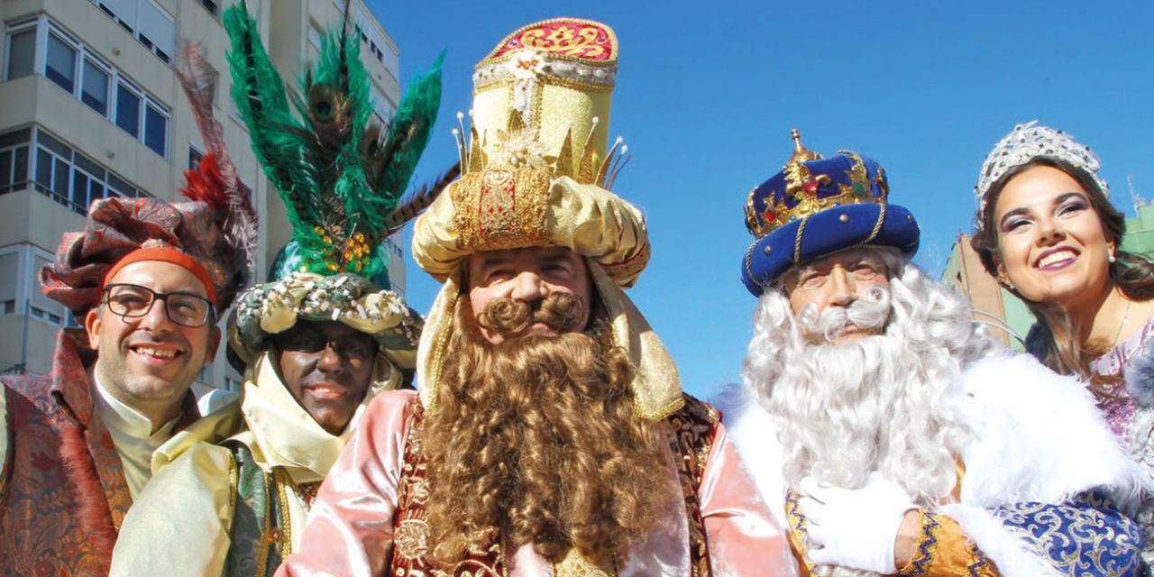 Reyes Magos de Cádiz 2019