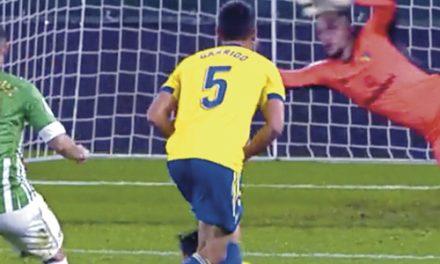 La permanencia sigue siendo el objetivo del Cádiz en una Liga muy igualada