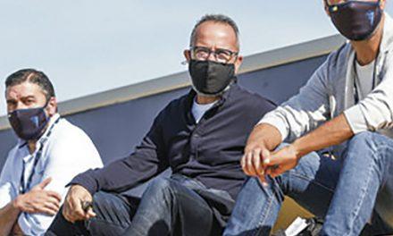 Óscar Arias tenía pensado y decidido no continuar  al finalizar la temporada