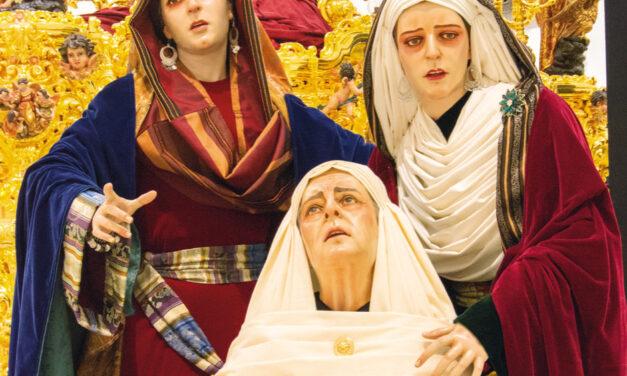 'A Paso Horquilla', estará en la calle el Viernes de Dolores, día 26