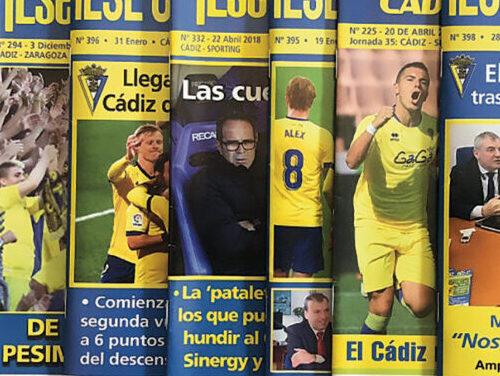 Gracias, a todos los que hacen posible ¡Ese Cádiz…Oé!
