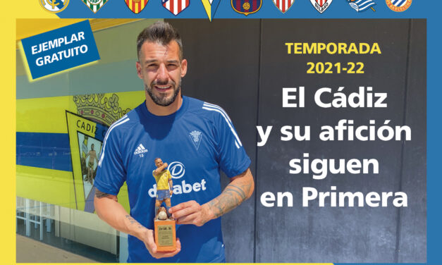 ¡ESE CÁDIZ…OÉ! CALENDARIO TEMPORADA 2021/22